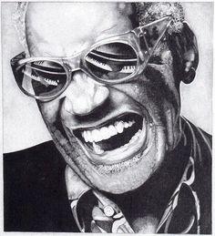 Ray Charles - smile much and often  #LoudounOrthodontics www.loudounorthodontics.com