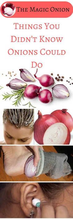 The Magic Onion: Things You Didn't Know Onions Could Do