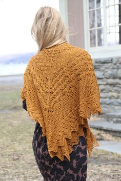 Ravelry: Life Cycle pattern by Laura Nelkin
