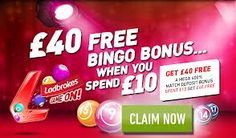 No deposit bonuses are niceties that the bestbingosites offer as well. This allows new players to get a good feel for the games available and how the website works. Bingo Bonus, Bingo Sites, How To Get, Website, Feelings, Games, Gaming, Plays, Game