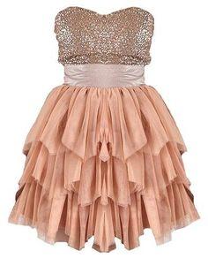 Sparkling Fairy Tale Dress