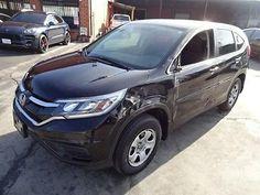 eBay: 2015 Honda CR-V LX 2015 Honda CR-V LX Salvage Wrecked Repairable! Priced To Sell! Wont Last!… #carparts #carrepair usdeals.rssdata.net