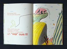 La Belle Illustration: Michel Galvin, La vie rêvée, éditions du Rouergue, octobre 2014