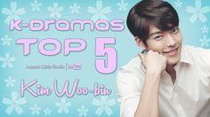 TOP 5 Kim Woo-bin K-Dramas - My Top 5 Korean Dramas with Kim Wu Bin / Woobin / 김우빈