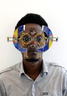 FNB Joburg Art Fair: Cyrus Kabiru   Afrofuturism