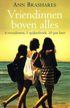 (B)(2012) bol.com   Vriendinnen boven alles, Ann Brashares   Boeken - Feel-good - Als vier vroegere vriendinnen elkaar na lange tijd weer zien, gebeurt er een tragisch ongeluk waardoor hun levens voor altijd veranderen. Genre(s) : romantisch verhaal