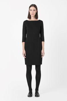 COS | 3/4-sleeve jersey dress