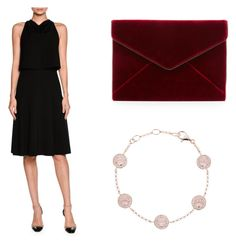 """Untitled #101"" by mafe2605 on Polyvore featuring Giorgio Armani, Rebecca Minkoff and Thomas Sabo"