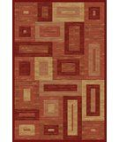 """RugStudio presents Momeni Dream DR-02 Red Machine Woven, Better Quality Area Rug 5'3"""" x7'6 $249 living room?"""