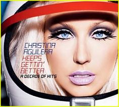 christina aguilera album cover - Google Search
