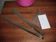 8 mm Garter Bar Set