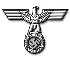 SS Reich Adler © Copyright Peter Crawford 2014 The Occult History of the Third Reich