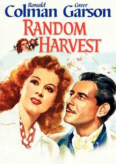 Random Harvest, 1941. One of my favoritest movies ever.