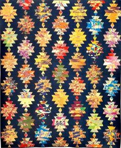Japanese Quilt Block Patterns | Japanese Lanterns – Large – Custom patterns and stencils for