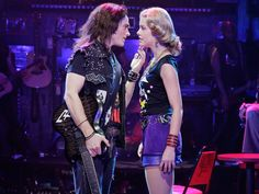 Show Photos - Rock of Ages - Justin Matthew Sargent - Kate Rockwell