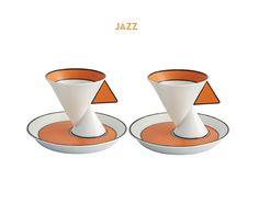 "Collection ""Jazz"", Vista Alegre Euro 110 for two"