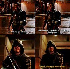 Arrow & ATOM #Arrow #SuicidalTendencies