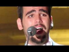 concerto il volo firenze 2016-torna a surriento - YouTube