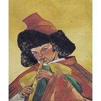 Zofia Stryjeńska - polska artystka art deco