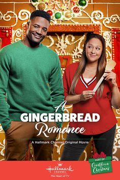 """Tia Mowry-Hardrict makes her Countdown to Christmas debut as architect Taylor Scott tasked to build the most elaborate gingerbread house with a complete stranger (Duane Henry) in """"A Gingerbread Romance"""" on December 16 at on Hallmark Channel. Hallmark Channel, Películas Hallmark, Films Hallmark, Hallmark Holidays, Great Movies, New Movies, Movies To Watch, Movies Free, Christmas Movies On Tv"""