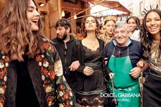 Dolce & Gabbana unveils its fall-winter 2017 campaign