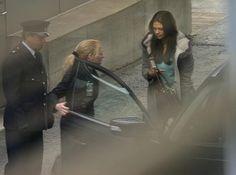 Princess Madeleine leaves Sweden with american boyfriend Chris
