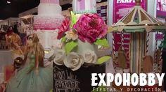 Vení y disfrutá de los trabajos de los mejores exponentes del rubro!! #Expohobby #Fiestas #Decoración #Veni #EncontraLoQueBuscas #Buses #Talleres #VentaDeInsumos #MesasExpositoras #LosMejoresProfesionales #LasMejoresMarcas #Ambientaciones #Shows #CabinaSelfie #Sorteos #GrandesPremios #Hoy #TengoGanasDe #IrAExpohobby