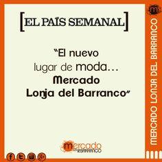 Campañas del Mercado Lonja del Barranco #mercadolonjadelbarranco #Campañas #Marketing #prensa