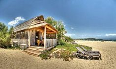 Kon Tiki Village on Ile de Noirmoutier off the west coast of France