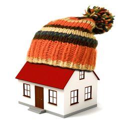 Avantajele unei case izolate.