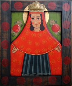 Painting, Icons, Religious Pictures, Art, Painting Art, Symbols, Paintings, Painted Canvas, Ikon