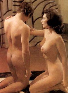 Nude edwige fenech The Goddess