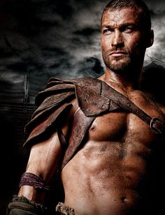 Andy Whitfield by awrepublic, via Flickr - another gone WAY too soon - loved him as Spartacus
