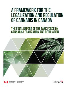 The Bad Last week the federal task force on legalization released its final report to the public, giving activists some pleasant surprises along with a few problems and disappointments.  In...