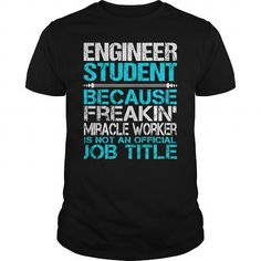 Awesome Tee For Engineer Student T Shirts, Hoodies, Sweatshirts. CHECK PRICE ==►…