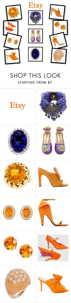 """""""ok"""" by matan-sowatskey on Polyvore featuring Amrapali, Gucci, Sergio Rossi, Calvin Klein 205W39NYC, L. Erickson, Cartier and Charlotte Olympia"""