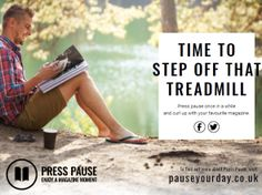 Press Pause ad - PPA Father, Ads, Magazine, Pictures, Inspiration, Photo Illustration, Magazines, Warehouse, Paintings
