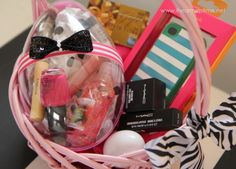 Tween/teen girl basket ideas