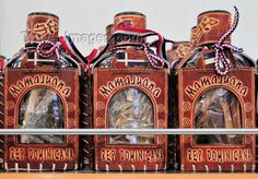 Mamajuana:  Dominican Republic drink mixed with rum, red wine, and honey... good stuff!
