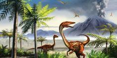 HRT: Dinosauri su izumrli zbog vulkana