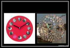 The clock would be a great family gift