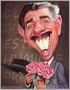 Ruben Aguirre by mapontocom.deviantart.com on @DeviantArt