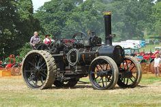 McLaren Traction engine no 1428