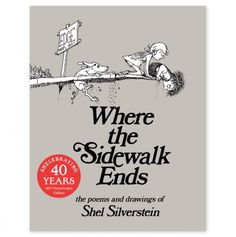 Where the Sidewalk Ends _ Shel Silverstein