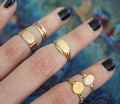 rings - Vintage