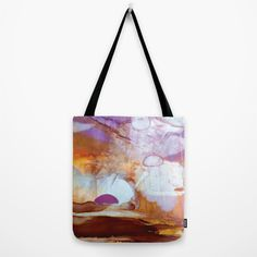Alien Planet Tote Bag by I'm Knot Tangled | Society6