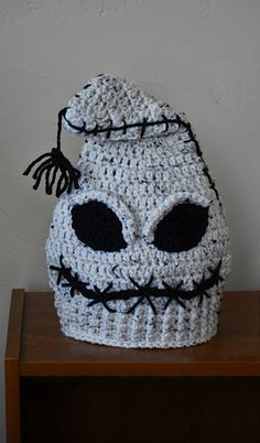 Ravelry: Oogie Boogie Hat pattern by Hook Addict