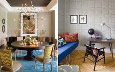 Luminous de Lezo – It's pretty impressive to see how a set of old office spaces have been restored and transformed into interior designer Soledad Suárez de Lezo's elegant Madrid home.
