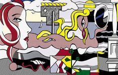 figuresinlandscape 500 The Influence of Art History on Modern Design   Pop Art