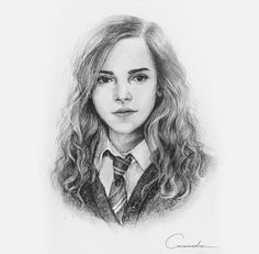 c-cassandra - Romanian artist Cassandra Kalin. Harry Potter Anime, Harry Potter Sketch, Mundo Harry Potter, Harry Potter Hermione, Harry Potter Diy, Harry Potter Characters, Harry Potter Memes, Harry Potter World, Potter Facts